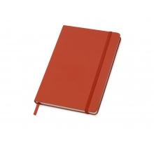 Подарочный набор Vision Pro soft-touch с ручкой и блокнотом А5, красный
