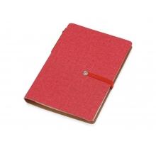 Набор стикеров Write and stick с ручкой и блокнотом, красный