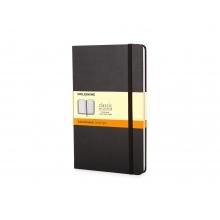 Записная книжка Moleskine Classic (в линейку), Pocket (9х14 см), черный