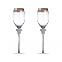 Набор бокалов для шампанского  Versace «Medusa»