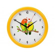 Часы настенные разборные Idea, желтый