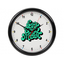 Часы настенные разборные Idea, черный