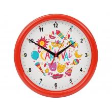 Часы настенные разборные Idea, красный