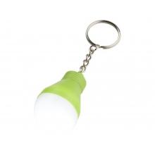 Брелок-фонарик «Aquila», зеленый