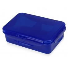 Ланчбокс Foody с 2 секциями 650мл, синий