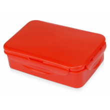 Ланчбокс Foody с 2 секциями 650мл, красный