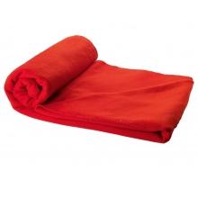 Плед в чехле «Huggy», красный
