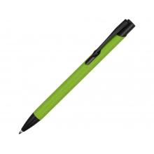 Ручка металлическая шариковая «Crepa», зеленое яблоко/черный