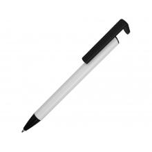 Ручка-подставка шариковая «Кипер Металл», белый