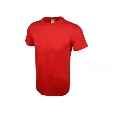 Футболка Club мужская, без боковых швов, красный