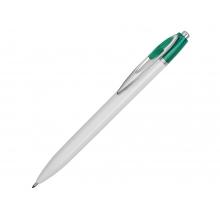Ручка шариковая Celebrity «Эллингтон», белый/зеленый