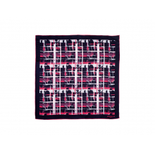 Шелковый платок «Tweed». Ungaro