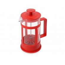 Пластиковый френч-пресс Savor, 350 мл, красный