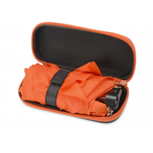 Зонт складной Stella, механический 18, оранжевый