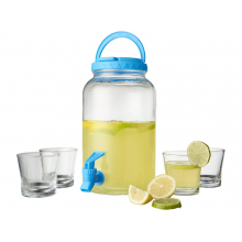 Набор для напитков Festi из 5 предметов