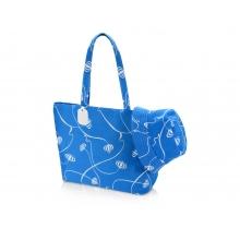 Пляжный набор «Боракай» с брелоком, синий