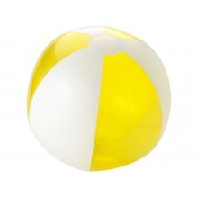 Пляжный мяч «Bondi», желтый/белый