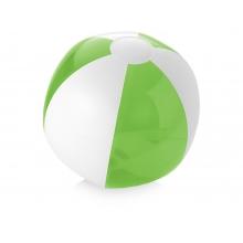 Пляжный мяч «Bondi», лайм/белый