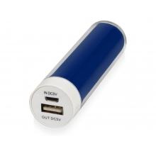 Портативное зарядное устройство Тианж, 2200 mAh, синий