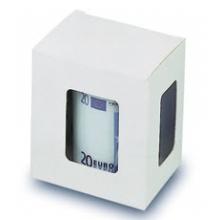 P1B-XL одноместная упаковка, белая, с окном для кружек 0926, 0928, 0978