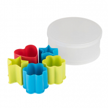 Набор формочек для печенья KENZZO (5 шт) в коробке