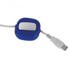 Катушка для USB-кабеля с фиксатором длины