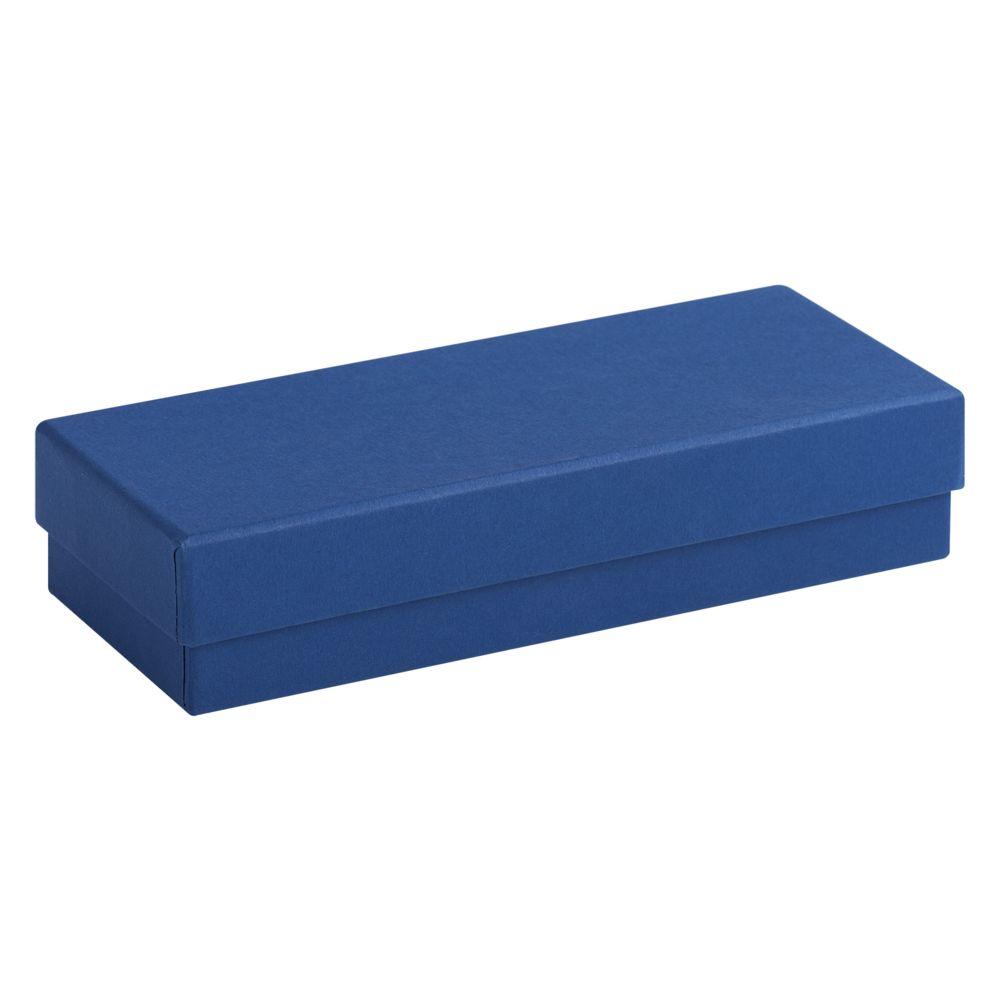 Набор Snooper: аккумулятор и ручка, синий, синий, металл; переплетный картон