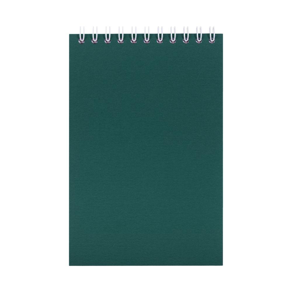 Блокнот Nettuno Mini в линейку, зеленый, , бумага
