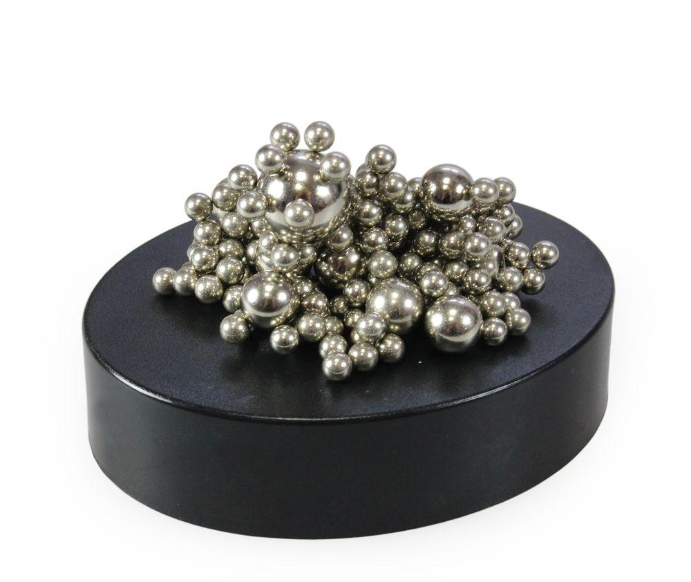 Магнитный антистресс Philippi, , подставка - пластик, магнит; металл