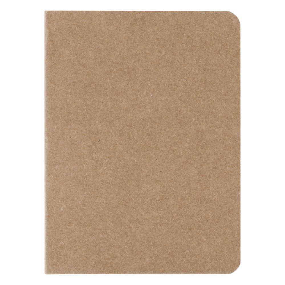 Блокнот Sandy, крафт, , картон; бумага