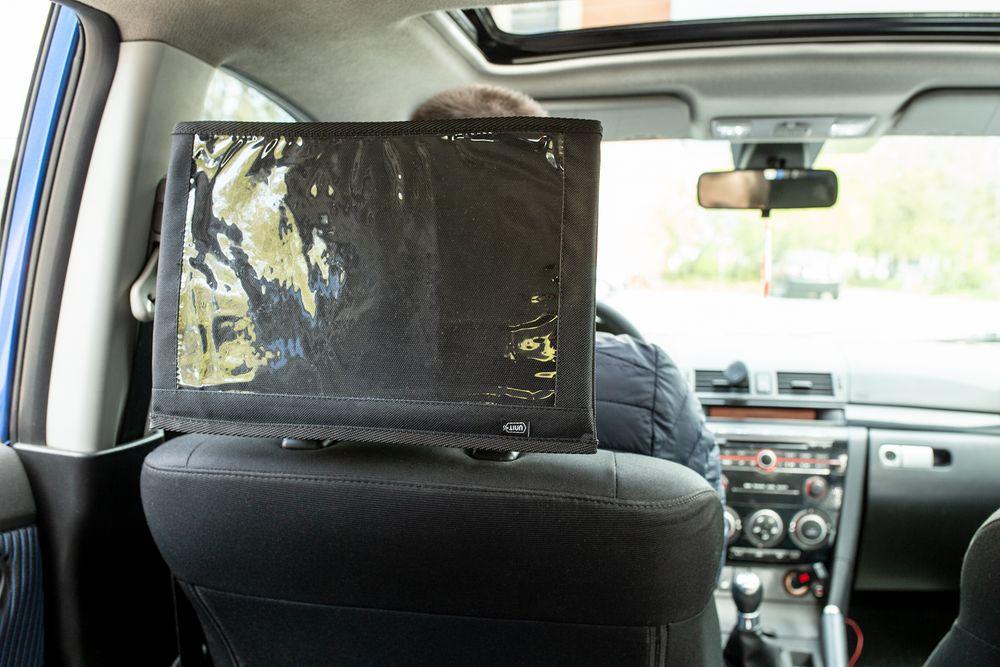 Автомобильный держатель для планшета In Front, , полиэстер; пвх