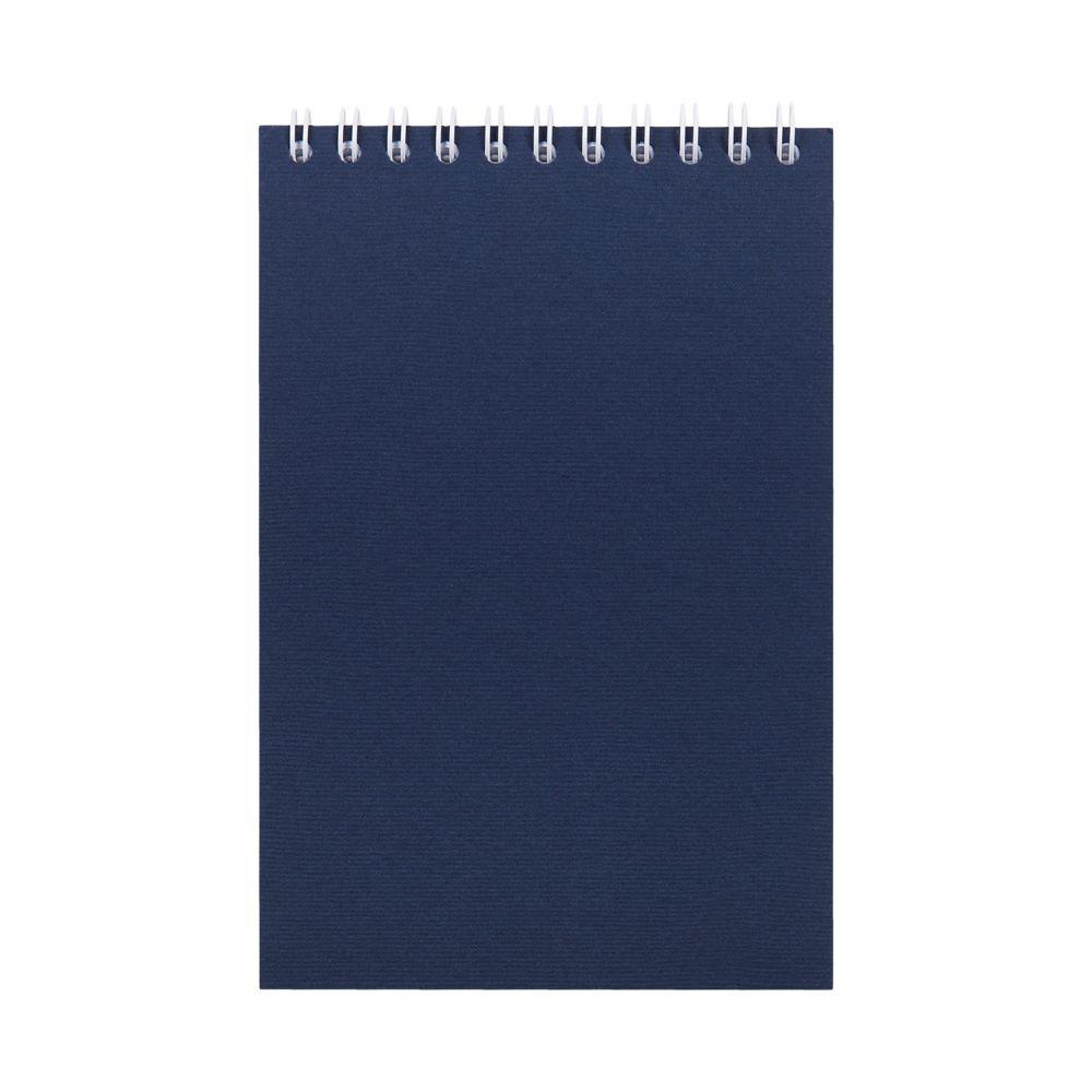 Блокнот Nettuno Mini в линейку, синий, синий, бумага