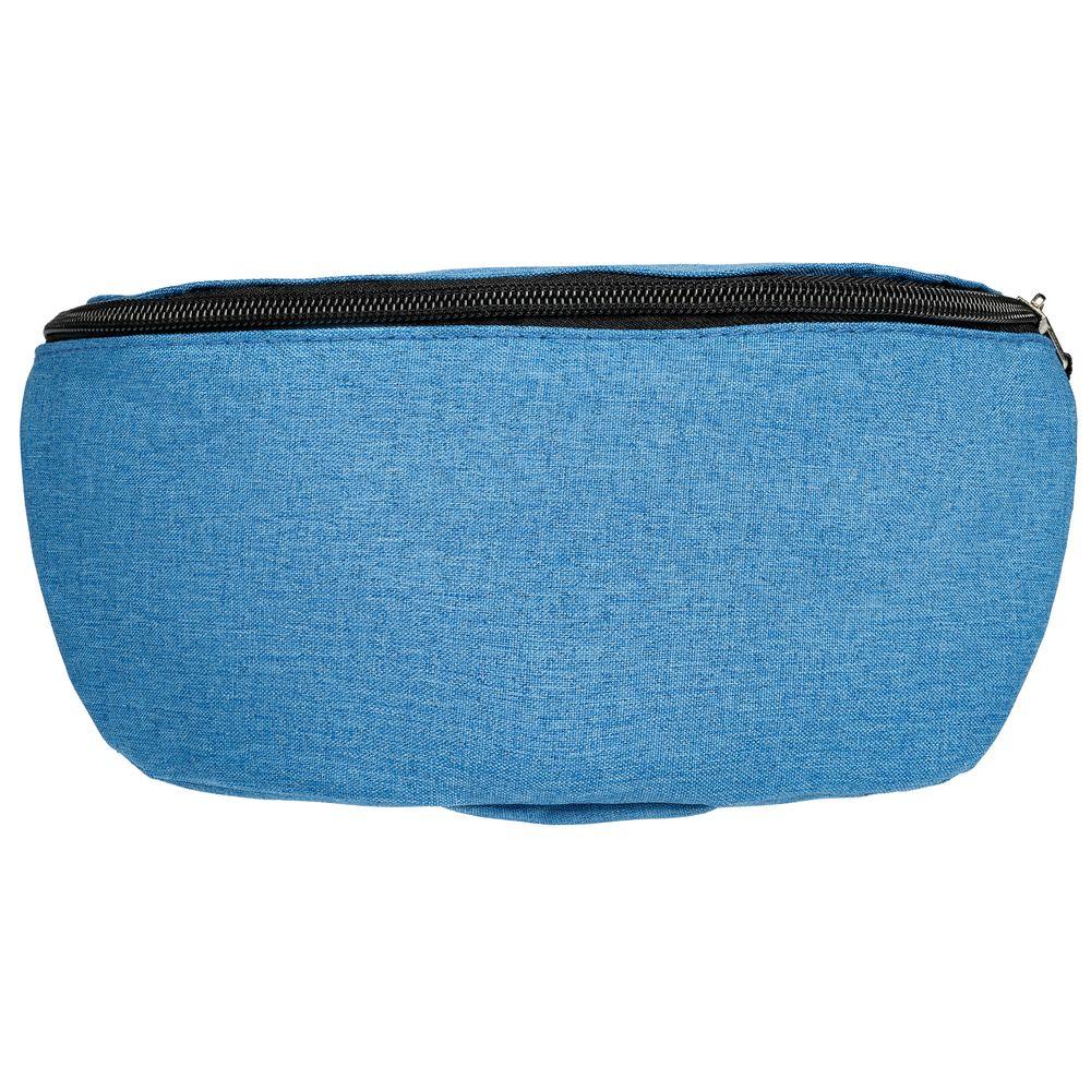 Поясная сумка Unit Handy Dandy, синяя, , полиэстер, 600d
