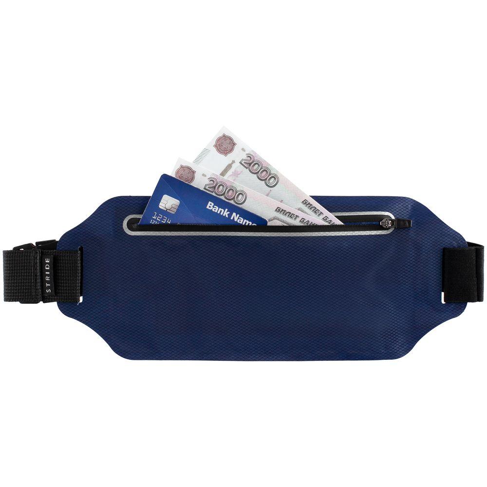 Сумка для бега Torren, синяя, , полиэстер, 190d, рипстоп