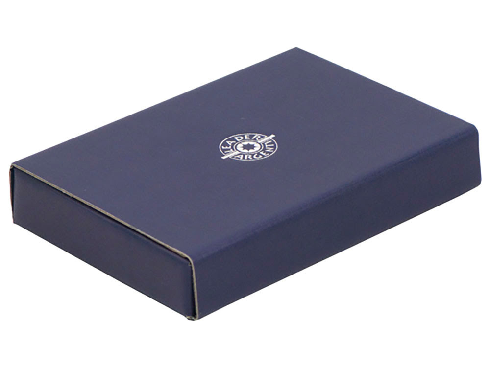 Записная книжка «Голова льва» А6 Luigi Pesaresi, коричневый, коричневый/серебристый/золотистый, натуральная кожа/серебро