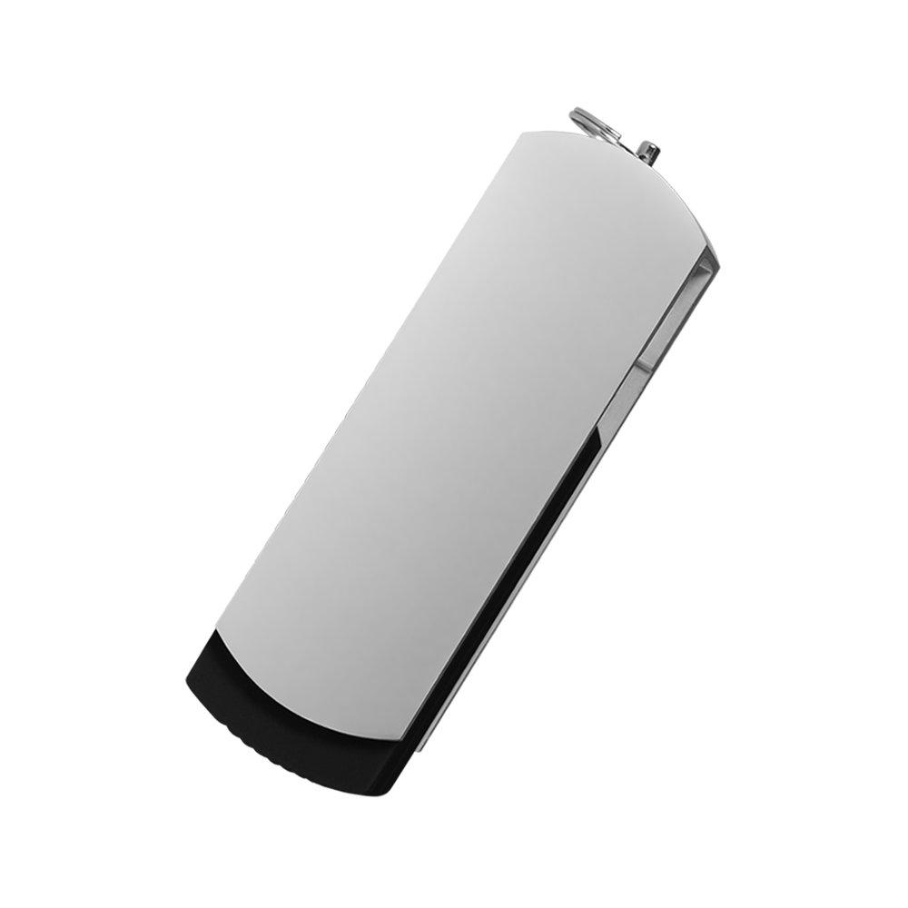 USB Флешка, Elegante, 16 Gb, черный, в подарочной упаковке, черный,