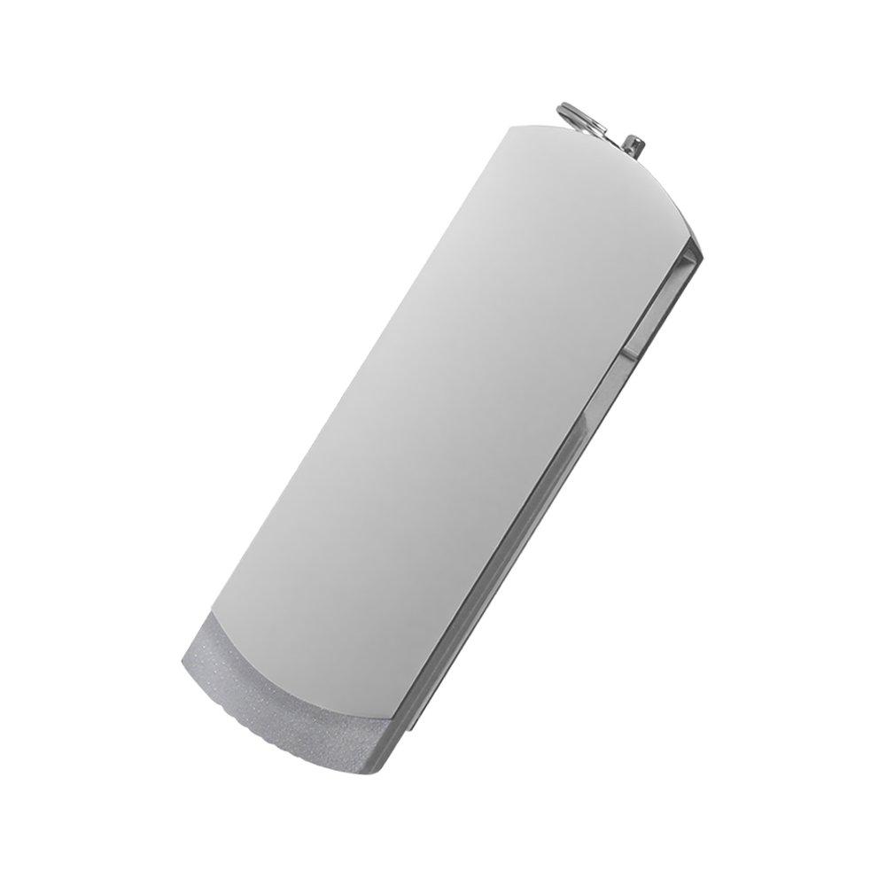USB Флешка, Elegante, 16 Gb, серебряный, серебряный,
