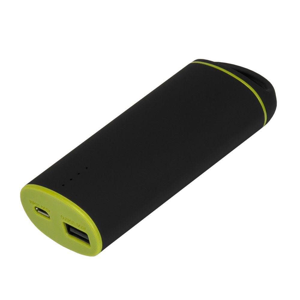 Подарочный набор Portobello/Rain черный-2 (Ежедневник недат А5, Ручка, Power Bank), черный,